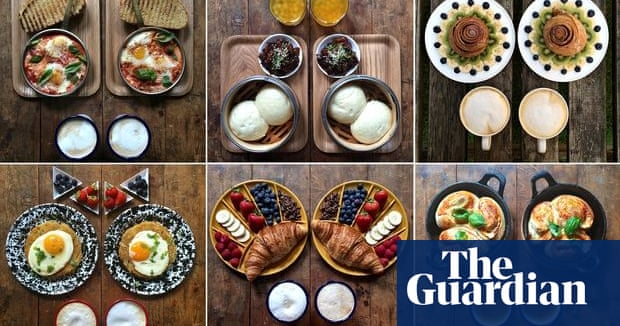 When your breakfast goes viral: the prettiest fry-ups in Britain