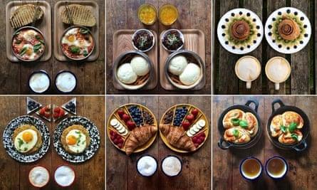Breakfast: composite