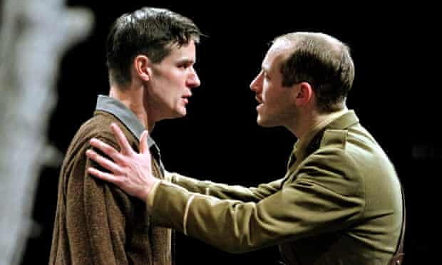 NOT ABOUT HEROES theatr clwyd
