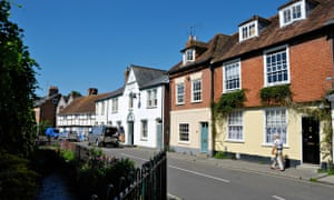Let's move to Romsey