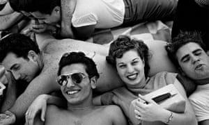 Harold Feinstein Coney Island 1949