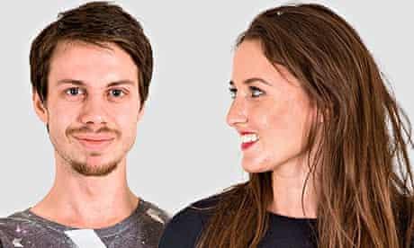 Blind date: Scott and Harriet