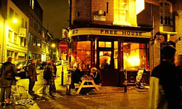 Bricklayers Arms, Shoreditch
