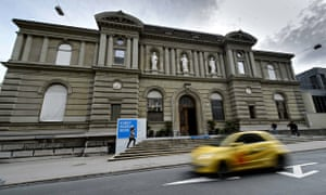 The Kunstmuseum in Bern