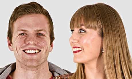 Blind date: Nick and Rachel