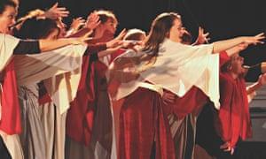 Women's chorus, Oberon