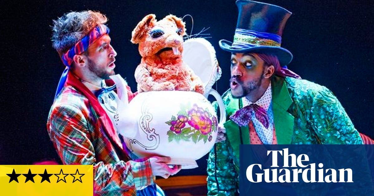 The Mad Hatter S Tea Party Review Hip Hop Spin On Lewis Carroll Dance The Guardian