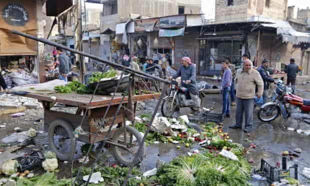 Airstruck Syria