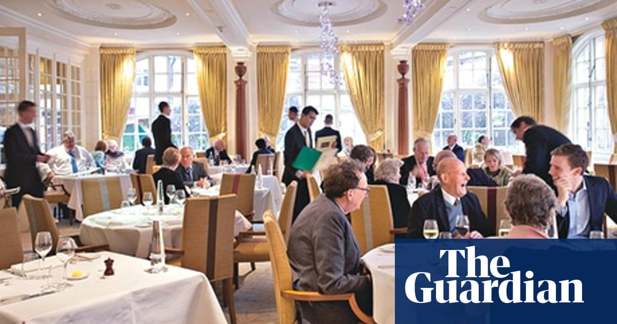The Goring London Sw1 Restaurant Review Marina O Loughlin Life And Style The Guardian