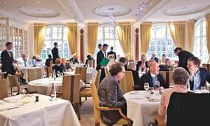The Goring London Sw1 Restaurant Review Marina O Loughlin