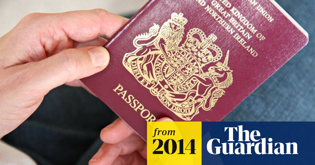 Ukba British Passport Application Form, Uk Citizenship Granted Without Good Character Checks Says Watchdog, Ukba British Passport Application Form