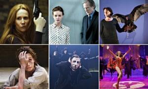Mark Lawson top 10 theatre composite