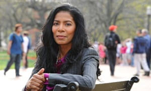 Judy Smith, PR adviser to the first President Bush and Monica Lewinsky, is advising Sony Pictures. Photograph: Jonathan Newton/The Washington Post/Getty Images