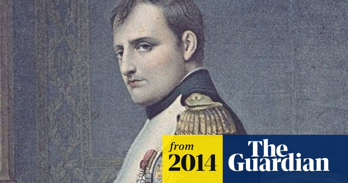 Napoleon's letter of surrender and lock of his hair to go on