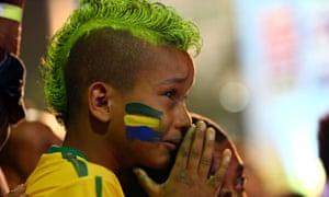 Looking back at Germany v Brazil