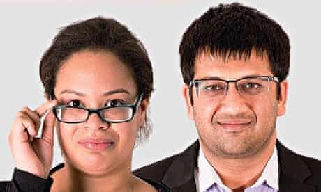 Blind date: Shanine & Ankur