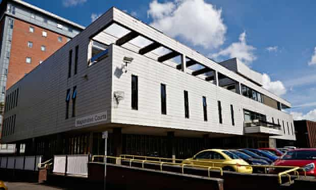Preston magistrates court