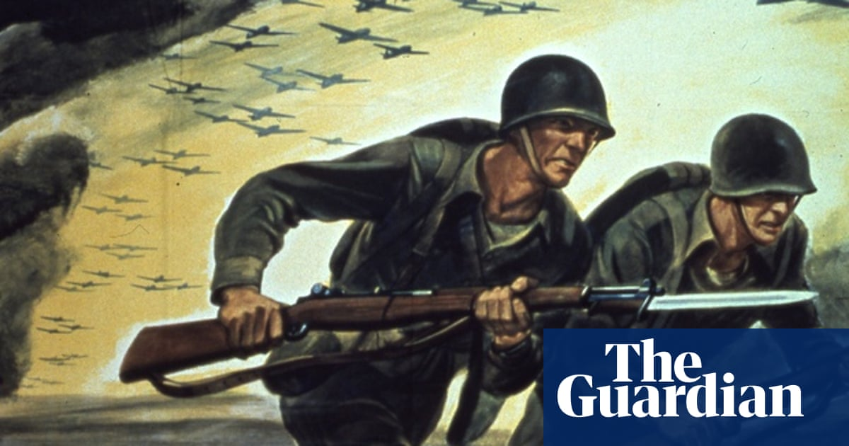 The myth of the good war | Geoffrey Wheatcroft | News | The