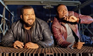 Ride Along: Ice Cube and Kevin Hart