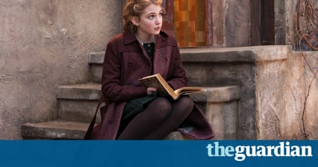 the book thief review strange and saccharine film the guardian