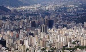 Caracas city
