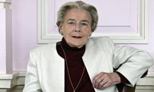 Jocelyn Hay, founder of the Voice of the Listener and Viewer, photographed in 2008