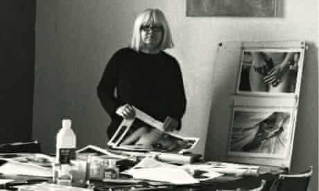 Alexis Hunter, artist