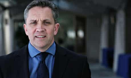 Justin King, outging chief executive of Sainsbury's