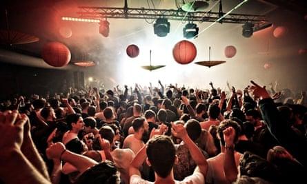 Studio 338, London's biggest nightclub
