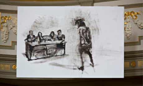 Antony Micallef's painting Kill Your Idol