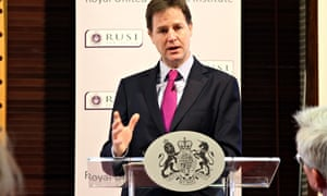 Deputy PM Nick Clegg orders review of intelligence services