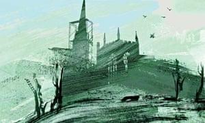 Simon Pemberton illustration