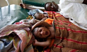 MDG : A maternity ward in Katine, Uganda