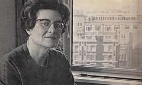 Joan Mitchell, political economist, who has died aged 93