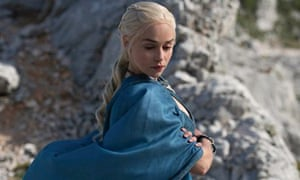 Dany, played by Emilia Clarke, in Game of Thrones