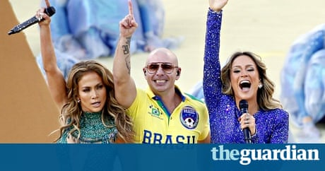 World Cup Opens With Music Passion And Jennifer Lopez Football - 10 weird parts world cup opening ceremony