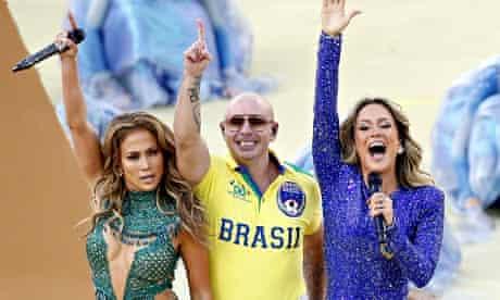 FIFA World Cup Opening Ceremony, Arena de Sao Paulo, Brazil - 12 Jun 2014