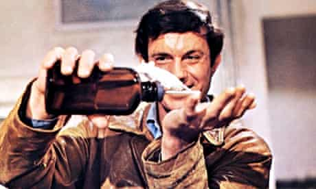Cliff Robertson in Charly (1968)