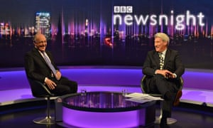 Jeremy Paxman leaves Newsnight