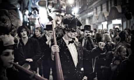 Deblozay and Greenwich and Docklands festival London