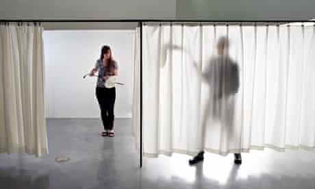 Franz West, 'Passtücke mit Box und Video (Adaptives with Box and Video)', 1996. Grässlin Collection
