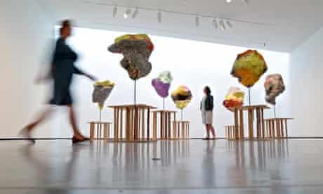 Franz West, 'Parrhesia', 2010. Louisiana Museum of Modern Art, Humlebæk