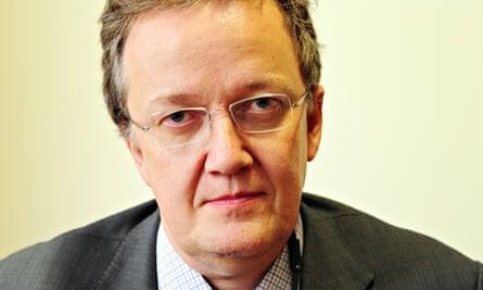 Nick Hardwick, chief inspector of prisons
