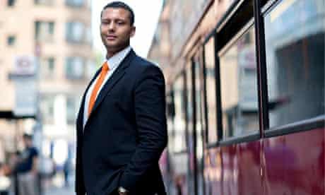 Samuel Clague of Stephen James Partnership, a legal recruitment agency
