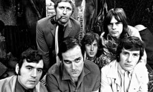 Monty Python team, 1969