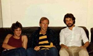 John Tomiczek, Graham Chapman and Ken Levy