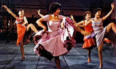 Rita Moreno in West Side Story film 1961