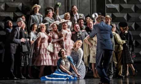Don Giovanni, Glyndebourne Donna Anna - Layla Claire Don G