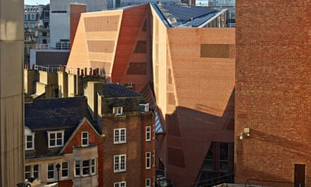 The Saw Swee Hock Student Centre at the London School of Economics