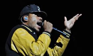 Chance the Rapper, Forum, London 2014